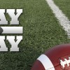 Play By Play Football Banner